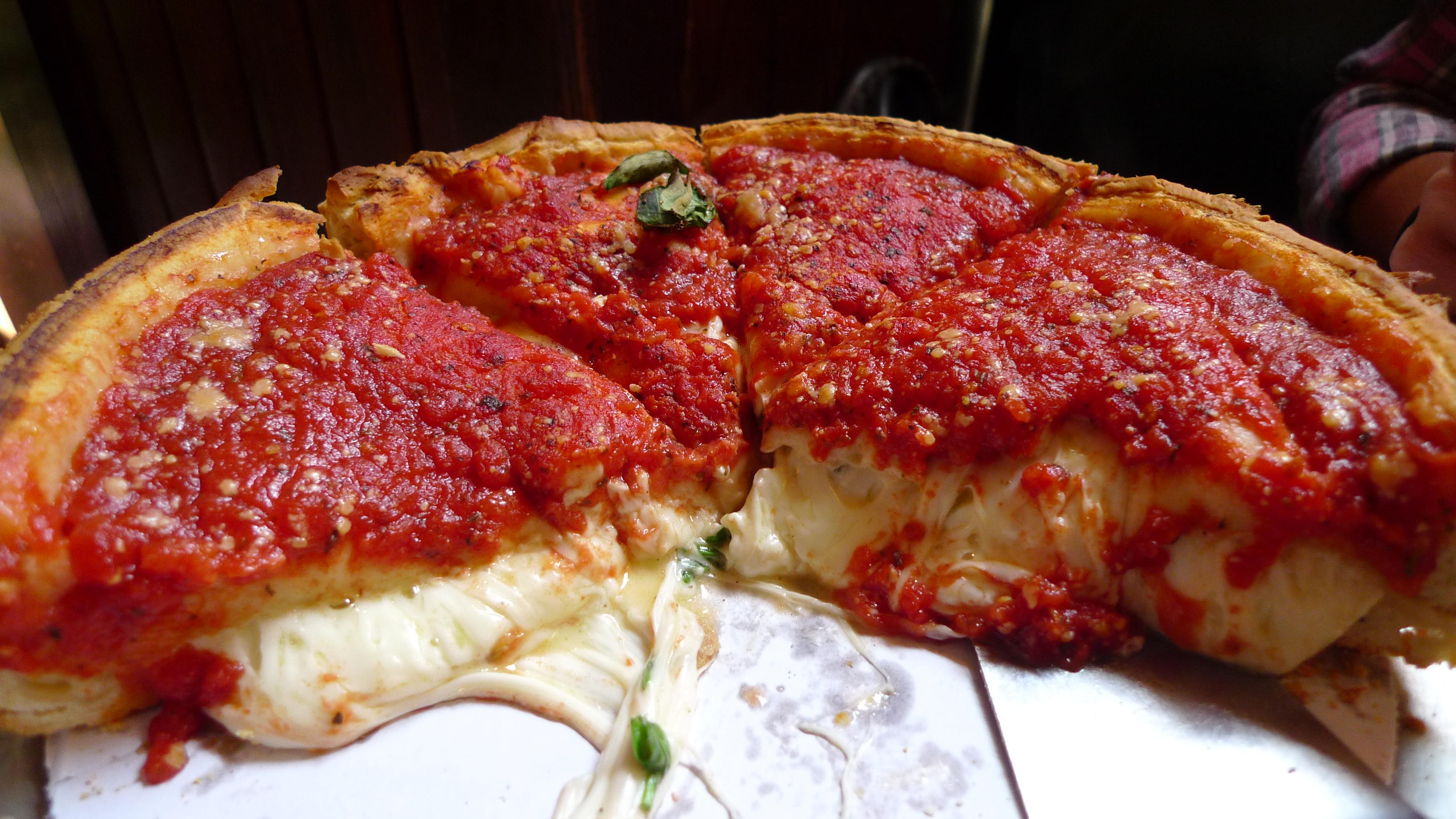 Giordanos Stuffed Deep Dish Pizza